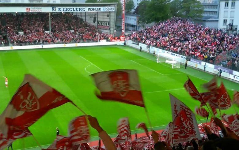 Brest - Niort, le match de la montée