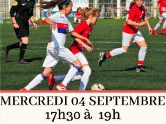 👋La section féminine du @SB29 organise ce mercredi une journée « détection »à destination des catégories U9 à U13.  Rendez vous à 17h30 au Complexe sportif...
