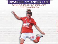 #D2F 𝕃𝕖𝕤 𝕗𝕚𝕝𝕝𝕖𝕤 𝕕𝕦 𝕤𝕥𝕒𝕕𝕖 reçoivent de nouveau le Montauban FC lors de la 12 ème journée du championnat.  Éliminée en Coupe de France, l'heure de la revanche...