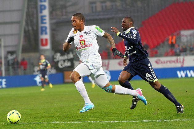Reims – Brest (32e journée): Benschop rate une belle occasion à la 15e seconde de jeu...