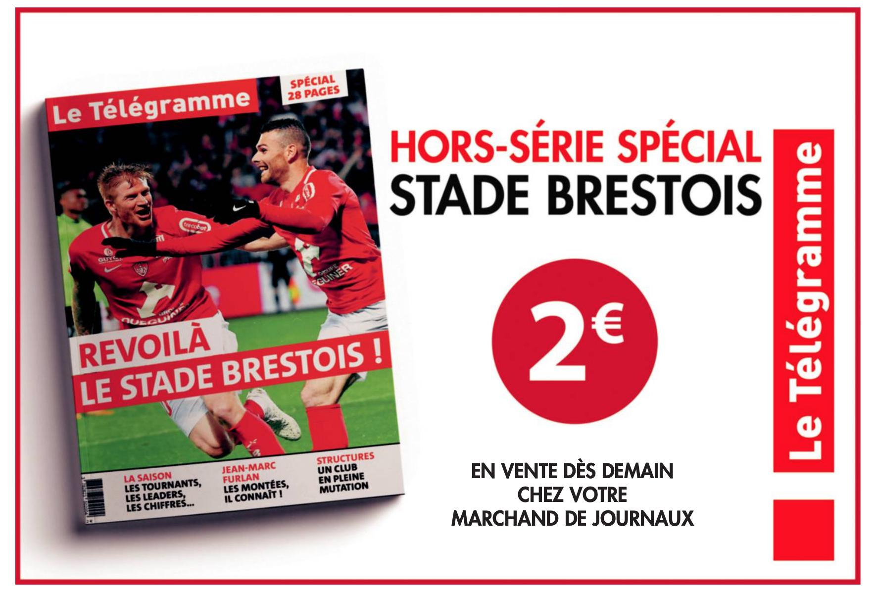 Actualité Du Stade Brestois