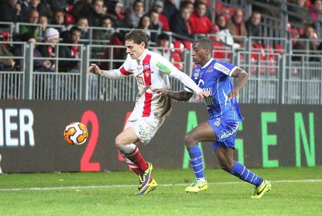 Verdier (13e j : Brest - Troyes : 1-1)