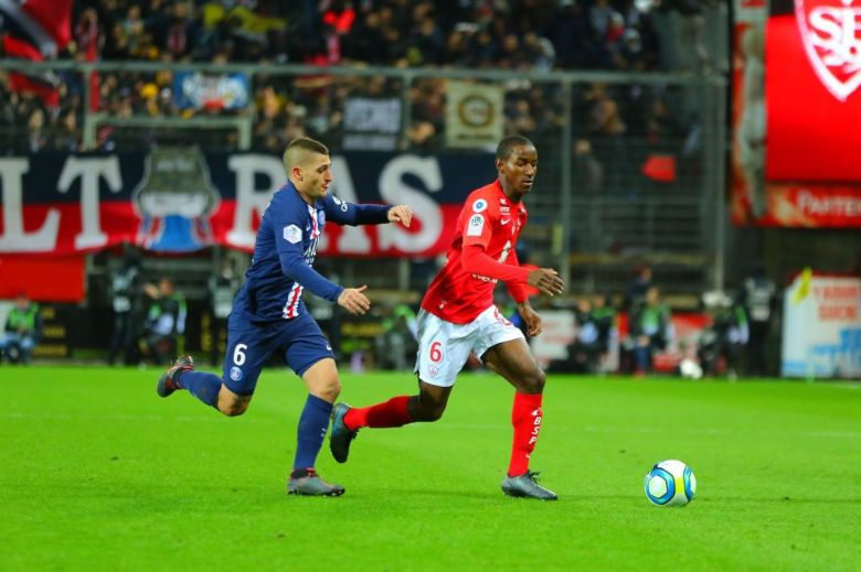 I. Diallo (Brest – Paris SG)
